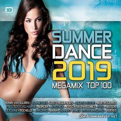 Summer Dance 2019 Megamix Top 100 [2019] / 3xCD