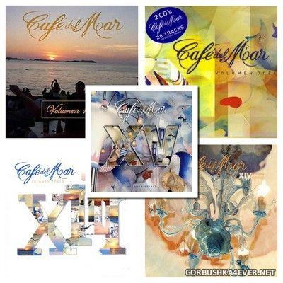 Cafe Del Mar volume 11 - volume 15 [2004-2008]