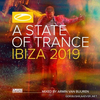 A State Of Trance Ibiza 2019 [2019] Mixed by Armin Van Buuren