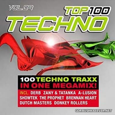 [SWG Team] Techno Top 100 Megamix vol 09 [2007] / 2xCD