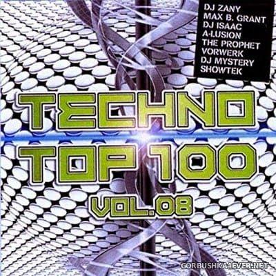 [SWG Team] Techno Top 100 Megamix vol 08 [2006] / 2xCD
