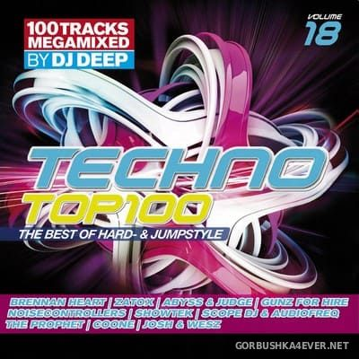 [SWG Team] Techno Top 100 vol 18 [2012] / 2xCD / Mixed by DJ Deep