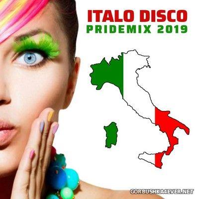 DJ Elroy - Italo Disco Pridemix 2019