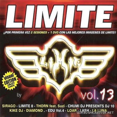 [Bit Music] Limite vol 13 [2005] / 2xCD / Mixed by Chumi DJ