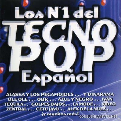 [Blanco y Negro] Los Nº1 Del Tecno Pop Español [2000] / 2xCD