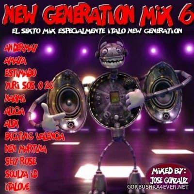 New Generation Mix 6 [2019] Mixed by Kokemix DJ