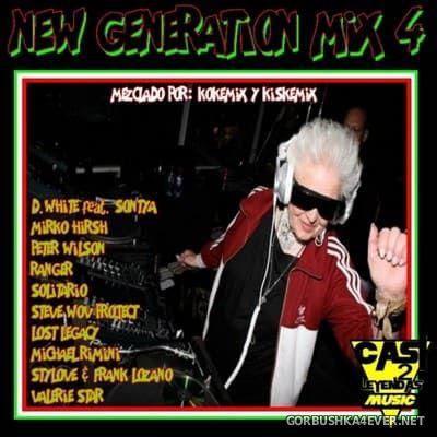 New Generation Mix 4 [2019] Mixed by Kokemix DJ & Kiske