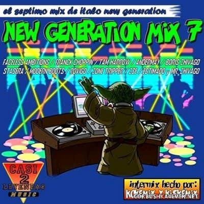 New Generation Mix 7 [2019] Mixed by Kokemix DJ & Kiske