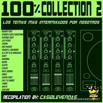 100% Collection 2 (Los Temas Mas Intermixados & Nosotros) [2019]