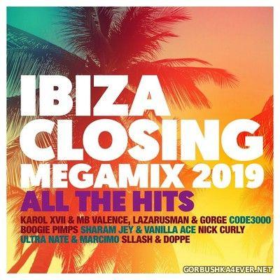 Ibiza Closing Megamix 2019 (All The Hits) [2019]