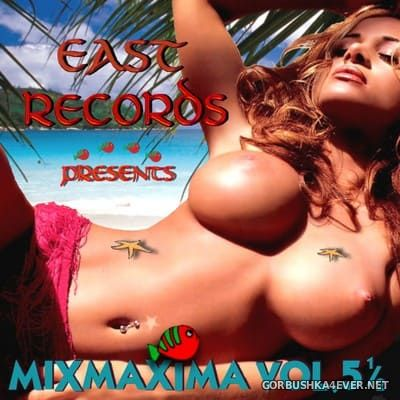 [East Records] Mixmaxima vol 5.5 [2008]