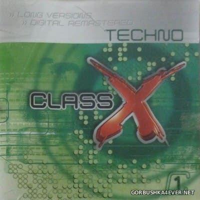 [Klangwerk] Techno ClassX [2002]