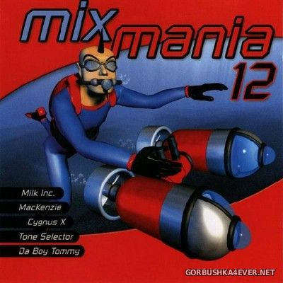 [Antler-Subway] Mixmania vol 12 [2001] Mixed by Luc Rigaux