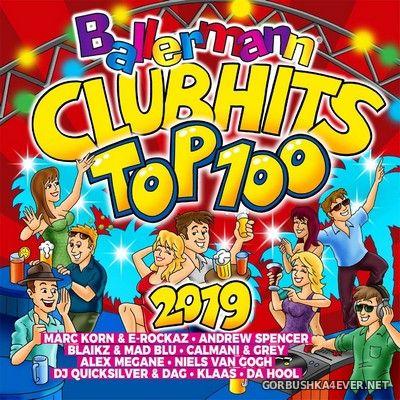 Ballermann Clubhits Top 100 2019 [2019] / 2xCD / Mixed by DJ Deep