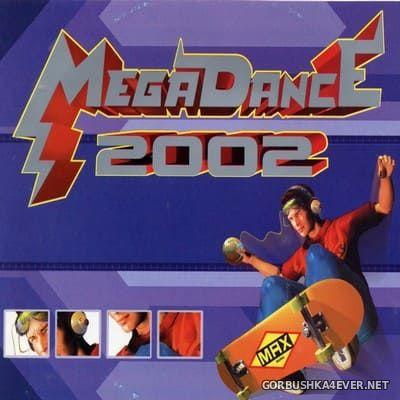 [Max Music] Megadance 2002 [2001] / 4xCD