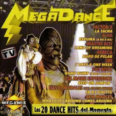 [Max Music] Megadance 97 (Los 20 Dance Hits del Momento) [1996]