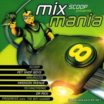 [Antler-Subway] Mixmania vol 8 [2000] Mixed by Scoop
