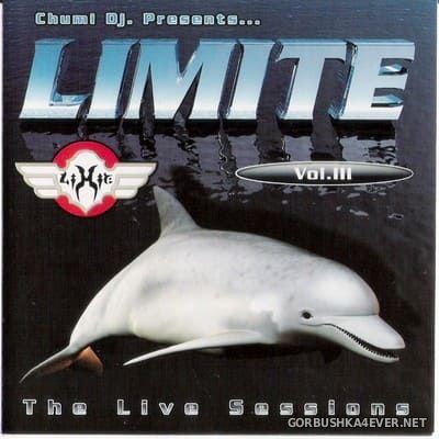 [Bit Music] Limite vol III - Live Sessions [2001] / 3xCD / Mixed by Chumi DJ