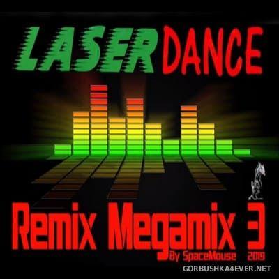 DJ SpaceMouse - Laserdance Remix Megamix 3 [2019]