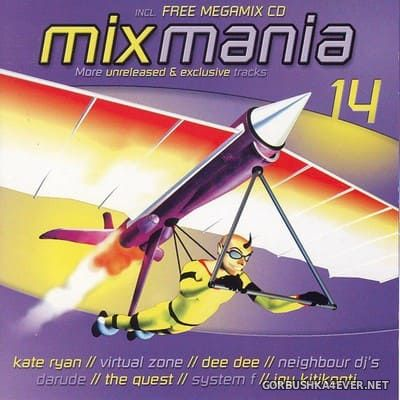 [Antler-Subway] Mixmania vol 14 [2001] Mixed by Luc Rigaux