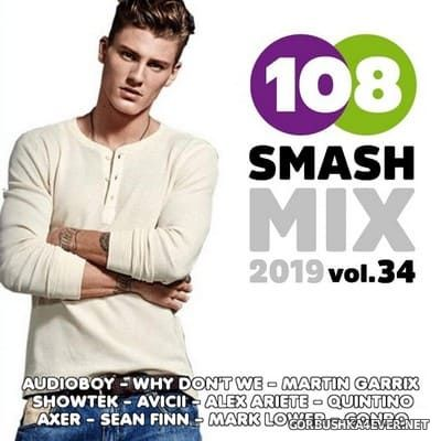 DJ Elroy - 108 Smash Mix vol 34 [2019]