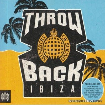 [Ministry Of Sound] Throw Back Ibiza [2019] / 3xCD
