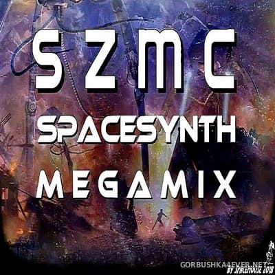 DJ SpaceMouse - SZMC Spacesynth Megamix [2018]