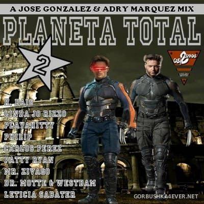 Planeta Total 2 [2019] Mixed by Kokemix DJ & Kiske