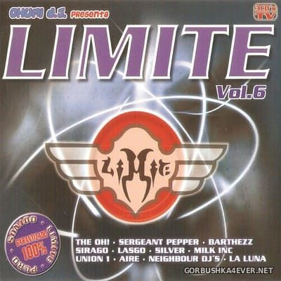 [Bit Music] Limite vol 6 [2001] / 3xCD / Mixed by Chumi DJ