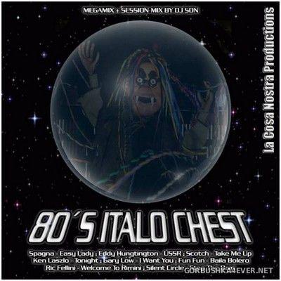 DJ Son - 80's Italo Chest (Session Mix & Megamix) [2019]