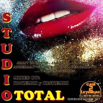 Studio Total [2019] Mixed by Kokemix DJ & Kiske