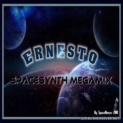 DJ SpaceMouse - Ernesto Spacesynth Megamix [2018]