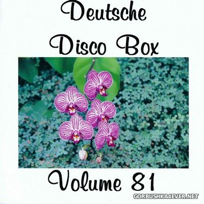 Deutsche Disco Box vol 81 [2019] / 2xCD