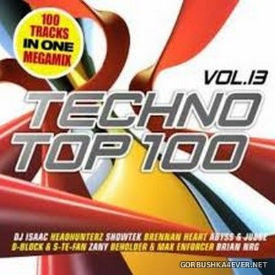 [SWG Team] Techno Top 100 Megamix vol 13 [2010] / 2xCD