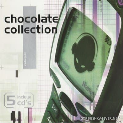 [Mad Clonic Records] Chocolate Collection Volumen 1 [2002] / 5xCD