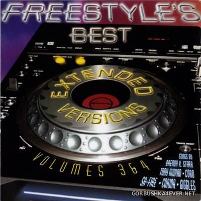 [Cutting Records] Freestyle's Best Extended Versions vol 3 & 4 [2006] / 2xCD