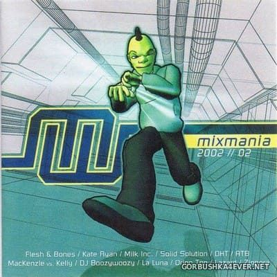 [Antler-Subway] Mixmania 2002/02 [2002] Mixed by Luc Rigaux