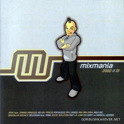 [Antler-Subway] Mixmania 2002/01 [2002] Mixed by Luc Rigaux