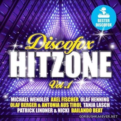 Discofox HitZone vol 1 [2019] / 2xCD
