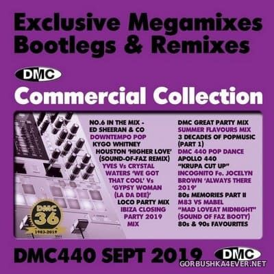 DMC Commercial Collection 440 [2019] September / 2xCD