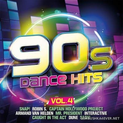 90s Dance Hits vol 4 [2019] / 2xCD