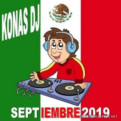 Konas DJ - Septiembre Mix [2019]