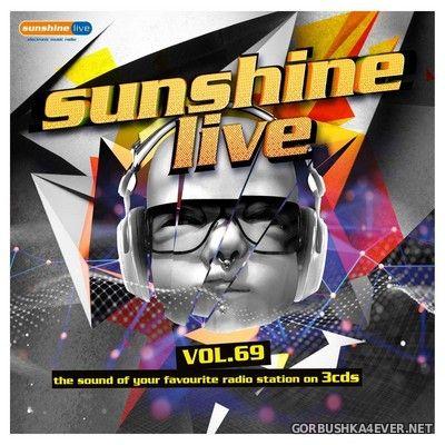 Sunshine Live vol 69 [2019] / 3xCD
