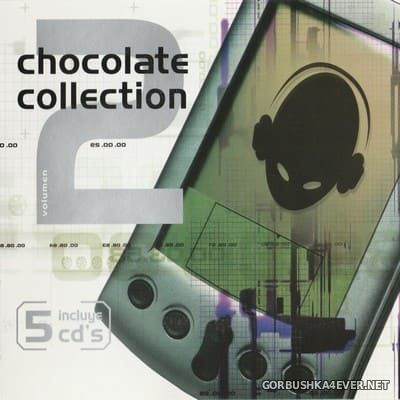 [Mad Clonic Records] Chocolate Collection Volumen 2 [2002] / 5xCD