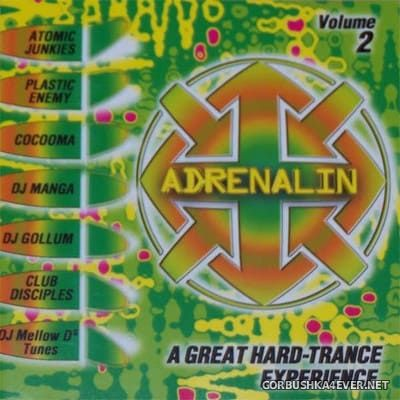 [EDM] Adrenalin vol 2 - A Great Hard-Trance Experience [1997]
