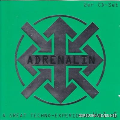 [EDM] Adrenalin vol 5 - A Great Techno-Experience [1999] / 2xCD