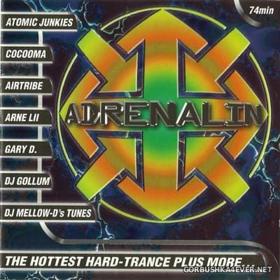 [EDM] Adrenalin - The Hottest Hard-Trance Plus More... [1996]