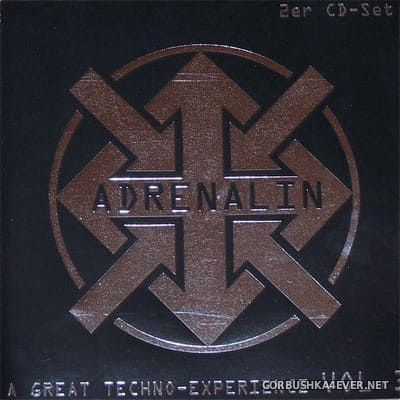 [EDM] Adrenalin vol 3 - A Great Techno-Experience [1998] / 2xCD