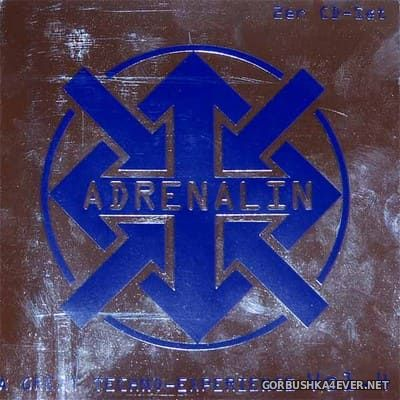 [EDM] Adrenalin vol 4 - A Great Techno-Experience [1999] / 2xCD
