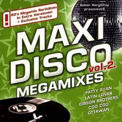 Maxi Disco Megamixes Vol.2 [2010]
